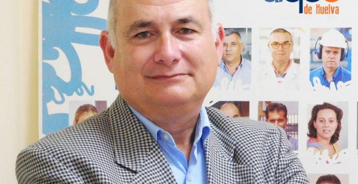 """Rafael Romero: """"La mayor exportadora de Andalucía es una industria onubense con sede en Huelva capital"""""""