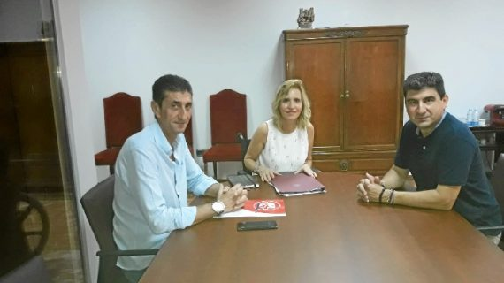 Subdelegación del Gobierno y sindicatos se reunen para analizar la situación socioeconómica de Huelva