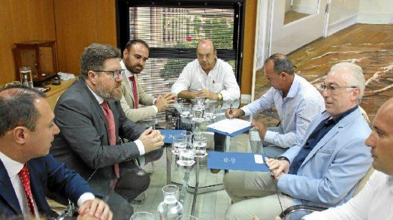 La Comunidad de Regantes Palos de la Frontera recibe una ayuda de 510.000 euros