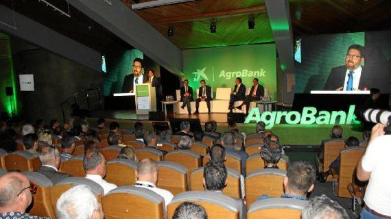 Inauguradas las jornadas de Agrobank, 'Innovación en el sector agrario onubense'