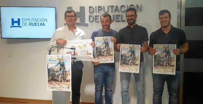 La Puebla de Guzmán se prepara para el 'I Rally Alfayat' de bicicletas todoterreno
