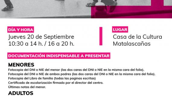 Casting remunerado para rodar un largometraje en Matalascañas