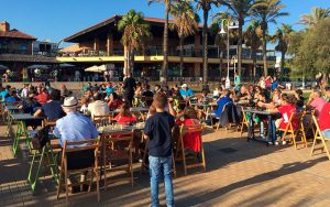 El III Abierto Nocturno de Ajedrez 'Mancomunidad de Islantilla' reunió este sábado a un total de 87 jugadores.