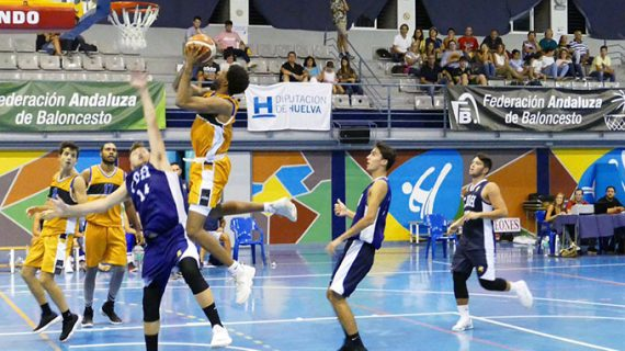 El Krypteia Capital Huelva confía en sumar una victoria necesaria en Cáceres para romper su mala dinámica