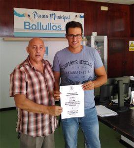 Fomentar el deporte de la natación a nivel competitivo en el Condado de Huelva, objetivo del convenio.