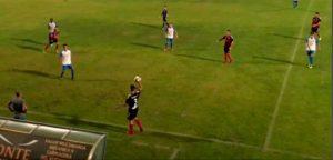 Empate sin goles del Cartaya en su visita a Peñarroya.