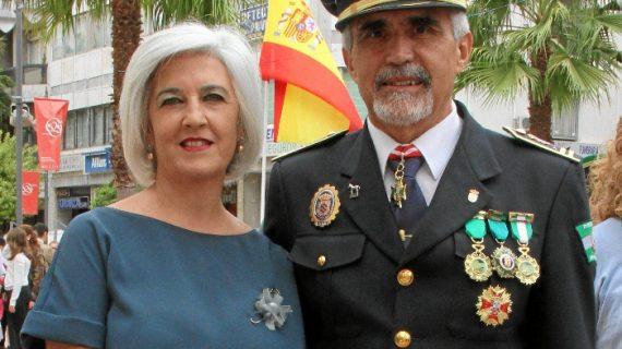El policía local José Manuel Domínguez Estévez, toda una vida dedicada a su pueblo, Moguer