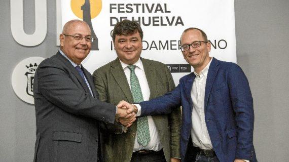 La Fundación Atlantic Copper amplía su compromiso con el Festival de Cine de Huelva
