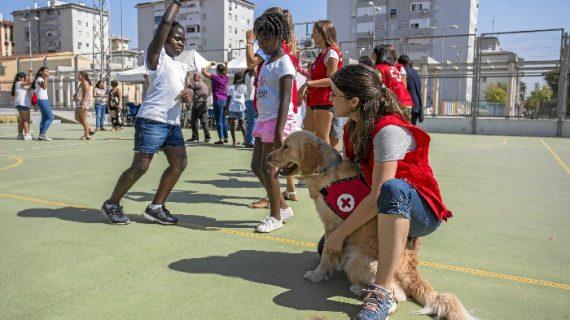 Más de medio millar de menores participan en las escuelas de verano y de inclusión social en Huelva