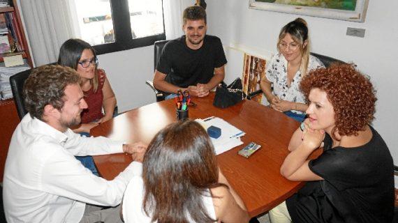 Los beneficiarios del programa EUROBECA ya disfrutan de seis meses de prácticas en Bruselas