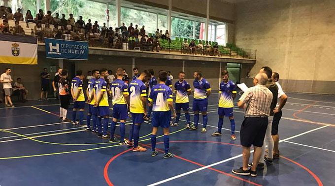 CD Galaroza Helvetia FS y Smurfit Kappa ponen punto final a la temporada en Tercera División de fútbol sala