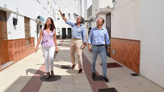 Hinojos contará con obras de mejora y conservación en 30 viviendas