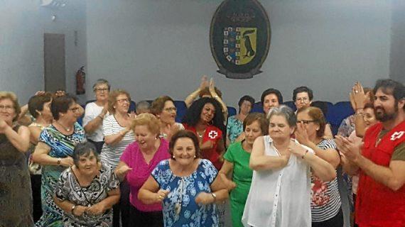 Lucena del Puerto celebra 'Bienvenidos a los 65', un acto homenaje a sus mayores