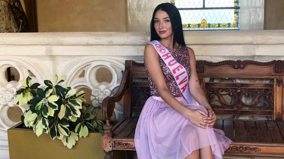 La onubense Ana Pérez podría convertirse en Miss World Spain 2018 este sábado