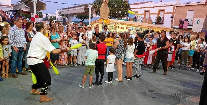 Jornada inaugural Mercado Medieval Aljaraque_2