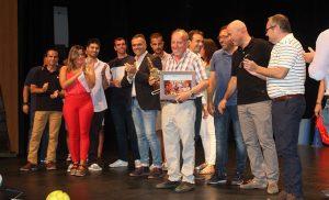 Todo premio es poco para José Sánchez Castizo, una institución en el Deporte palmerino y de la provincia.