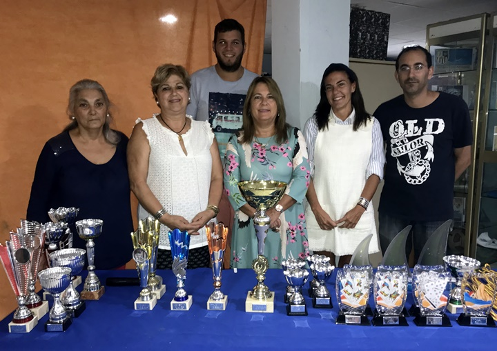 Isla Cristina otorga los premios de las fiestas en honor a la Virgen del Mar