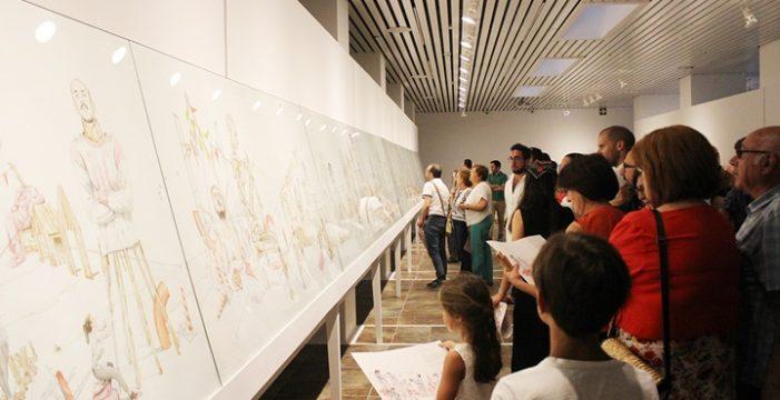 Las exposiciones onubenses respaldadas por miles de visitantes