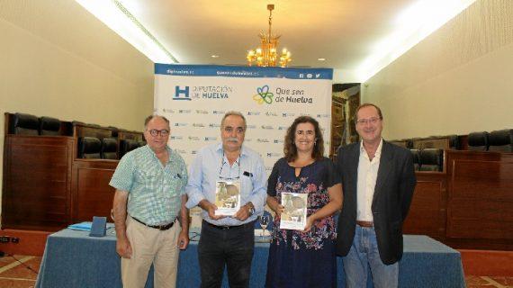 El libro recopilatorio sobre los veinte años de Jornadas de Arqueología en Aljaraque presentado en Huelva