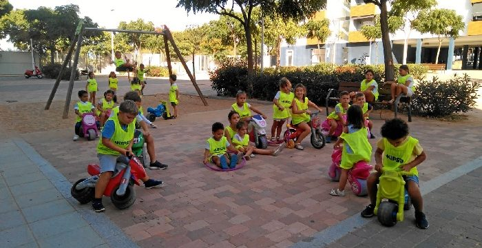 La ludoteca municipal de Punta Umbría inicia el curso 2018 – 2019