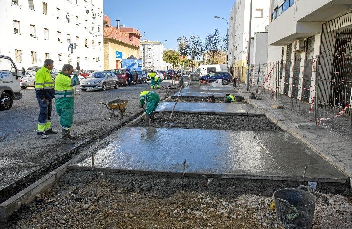 Los Planes de Empleo Autonómicos beneficiarán a unos 250 onubenses de Huelva capital