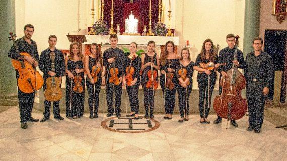 La orquesta barroca 'Follia Di Spagna' ofrecerá un concierto en la Iglesia Nuestra Señora de Gracia de Huelva