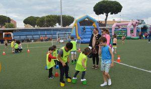 Las Escuelas Deportivas Municipales sirven a los niños de formación integral a través del deporte.
