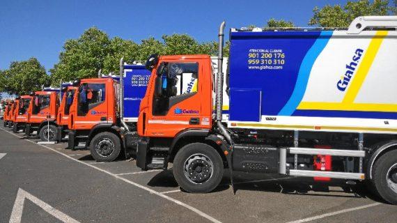 Giahsa gestiona un 11 por ciento más de residuos voluminosos durante los tres meses de verano