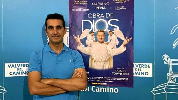 La comedia 'Obra de Dios' inaugura el XIII Festival de Teatro de Valverde del Camino