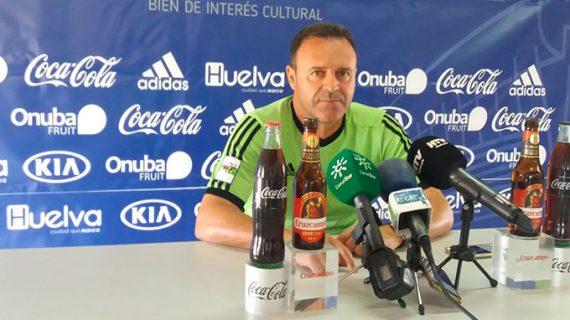 """Salmerón también habla de """"partido especial"""" ante el UCAM pero asegura que """"quiero los tres puntos"""""""