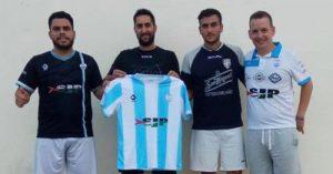 El CD San Juan FS se ha reforzado con Fercho, Pacheco e Isabelo. / Foto: futsalsur.