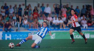 El Sporting, sobre todo en el primer tiempo, tuvo ocasiones claras para marcar. / Foto: www.lfp.es.