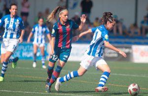 Empate en casa del Sporting ante un buen Levante. / Foto: www.lfp.es.