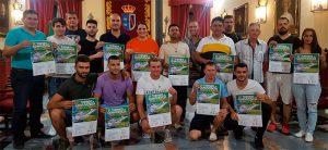 Cinco equipos de Almonte, dos de Rociana y uno de Lepe- participan en este torneo de fútbol 7.