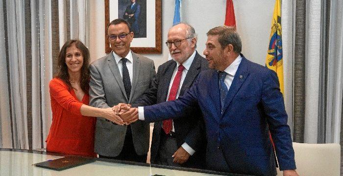 Iberoamérica mira a Huelva como referente en los sectores agroindustrial y turístico
