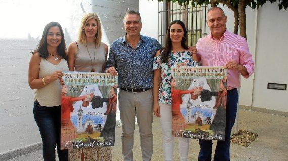La Feria de La Palma estará dedicada al 250 aniversario de la Iglesia Parroquial