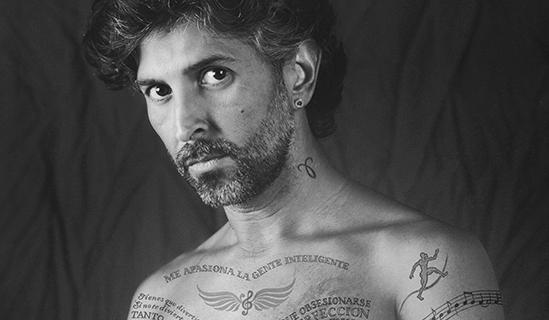 Arcángel, visto por el eslovaco Juraj Horniak en la Bienal de Flamenco de Sevilla