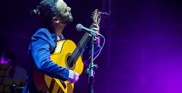 Diego Guerrero, la esencia del flamenco onubense más puro que llegó a los Grammy Latinos
