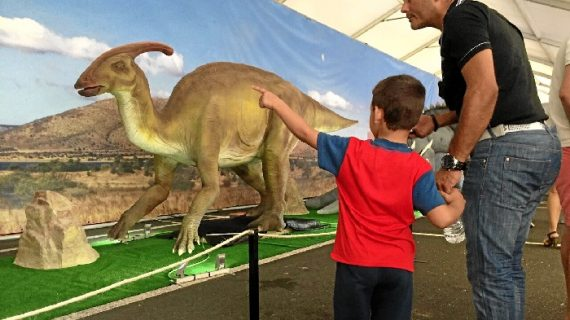 Dinosaurs Tour, la mayor exposición de dinosaurios animatrónicos, llega a Huelva