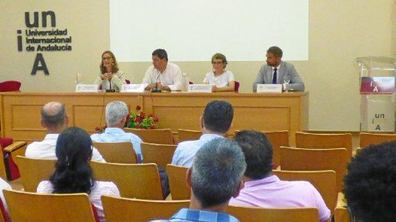 La UNIA inaugura unas Jornadas sobre creación de empresas y oportunidades de negocio