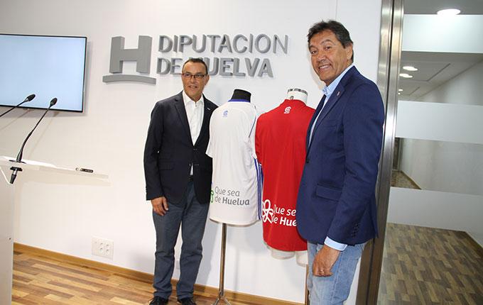 Inyección de 50.000 euros para el Recreativo con la campaña 'Que sea de Huelva'