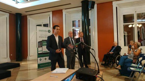 El onubense Daniel Suero lidera el proyecto financiero IBAN Wallet