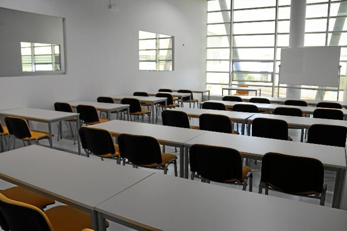 El Instituto Superior de Gastronomía de Huelva se prepara para su inminente apertura