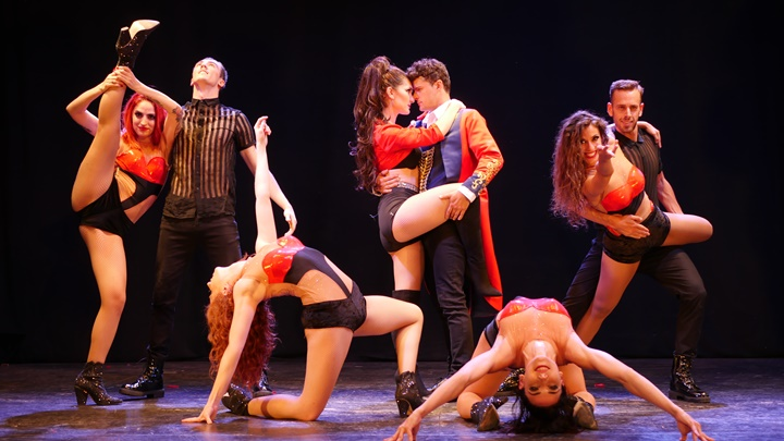 'El Molino Rojo', un musical que acercará el cabaret a Huelva