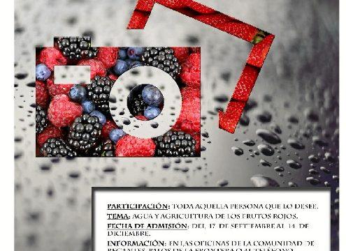 La Comunidad de Regantes Palos de la Frontera presenta la octava edición de su concurso de fotografía