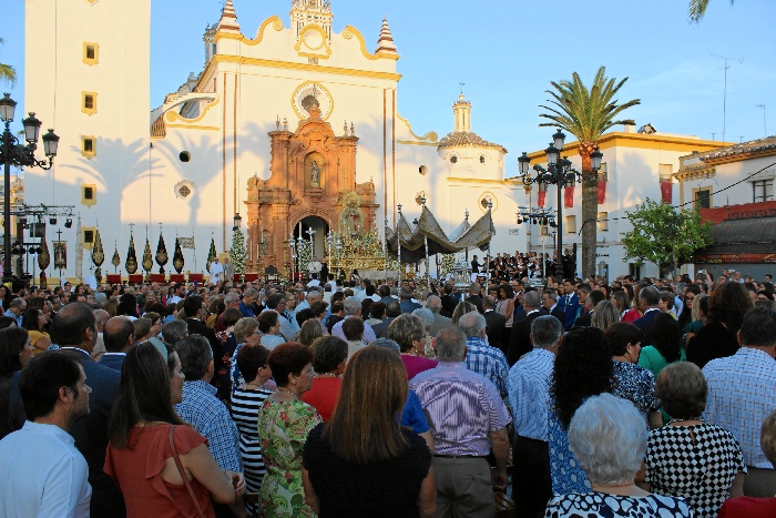 La Palma del Condado celebra el 250 aniversario de su Iglesia Parroquial
