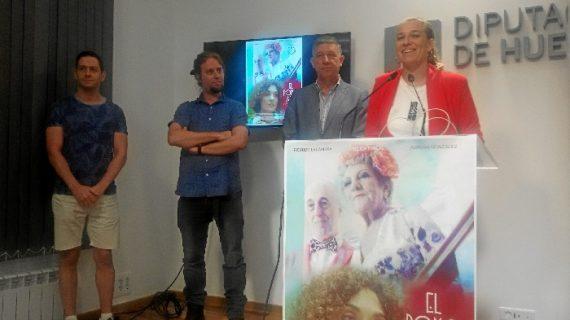 Presentada la película 'El Pomo Azul', una coproducción rodada en las playas de Mazagón