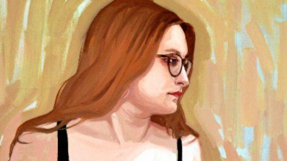 'Flotabilidad negativa', así titula la joven artista Claudia Suárez a su primera exposición pública