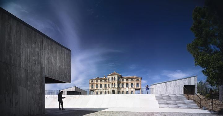 El centro de innovación y promoción del Ibérico en Jabugo, ganador de los Premios Arquitectura 2018
