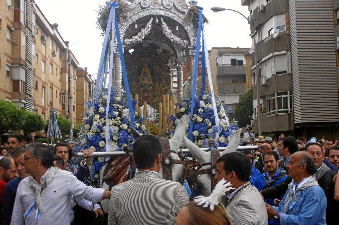 Todo lo que debes saber de la procesión Magna Rociera de Huelva